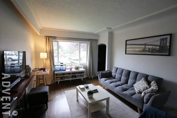 Unfurnished 2 Bedroom Main Level of House For Rent in Renfrew, East Vancouver. 3289 East 25th Avenue, Vancouver, BC, Canada.