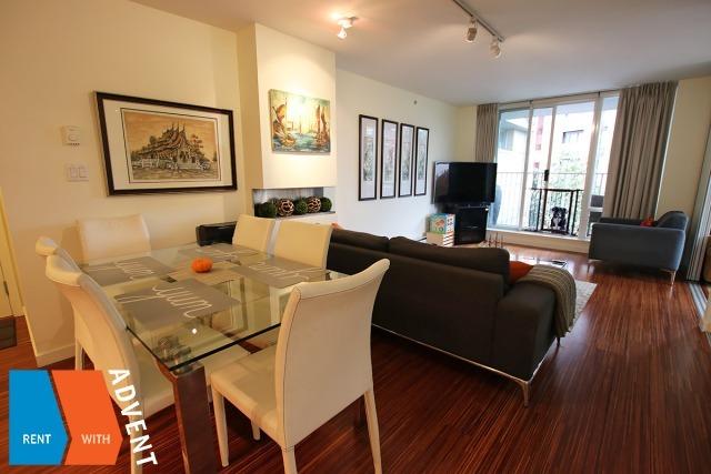 1 Bedroom + Den, Solarium & Balcony Apartment Rental at Uno in East Vancouver. 402 - 328 East 11th Avenue, Vancouver, BC, Canada.