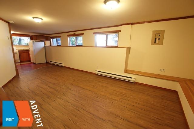 Unfurnished 1 Bedroom Basement Suite Rental in Riley Park, East Vancouver. 4403 Quebec Street, Vancouver, BC, Canada.