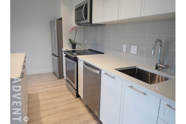 Parc East Brand New Modern 1 Bedroom Apartment For Rent in Port Coquitlam. 407 - 2382 Atkins Avenue, Port Coquitlam, BC, Canada.