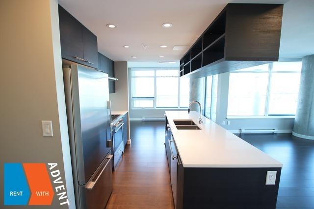 Modern 2 Bed & Flex Apartment Rental at Mandarin Residences in Brighouse, Richmond. 1102 - 6188 No 3 Road, Richmond, BC, Canada.