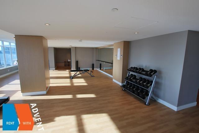 Modern 2 Bed & Flex Apartment Rental at Mandarin Residences in Brighouse, Richmond. 1102 - 6188 No. 3 Road, Richmond, BC, Canada.