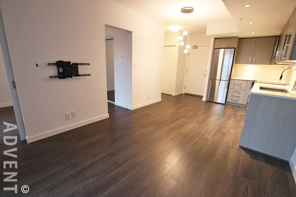 Unfurnished 1 Bed Apartment Rental at The Heatley @ Strathcona Village in East Vancouver. 764 - 955 East Hastings Street, Vancouver, BC, Canada.