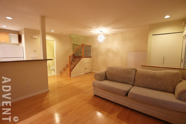 Unfurnished 2 Level 2 Bedroom Townhouse Rental at Ventura in Highgate, Burnaby. 6863 Prenter Street, Burnaby, BC, Canada.