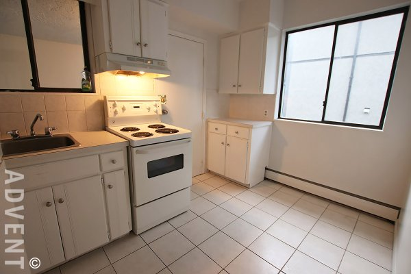 Unfurnished 2 Bedroom Apartment Rental in East Vancouver, Close to Commercial Drive. 6 - 2308 Clark Drive, Vancouver, BC, Canada.