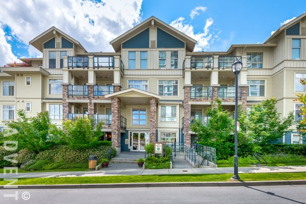 Unfurnished 2 Bedroom Apartment Rental at The Grove in Fraserview, New Westminster. 206 - 290 Francis Way, New Westminster, BC, Canada.