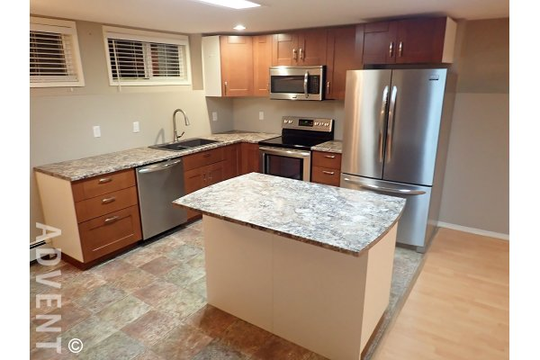 Spacious 1 Bedroom Basement Suite Rental in Southwest Maple Ridge. 20927B - 115th Avenue, Maple Ridge, BC, Canada.