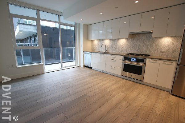 Brand New Modern 1 Bedroom Apartment Rental in South Vancouver at Avalon 1. 401 - 8570 Rivergrass Drive, Vancouver, BC, Canada.
