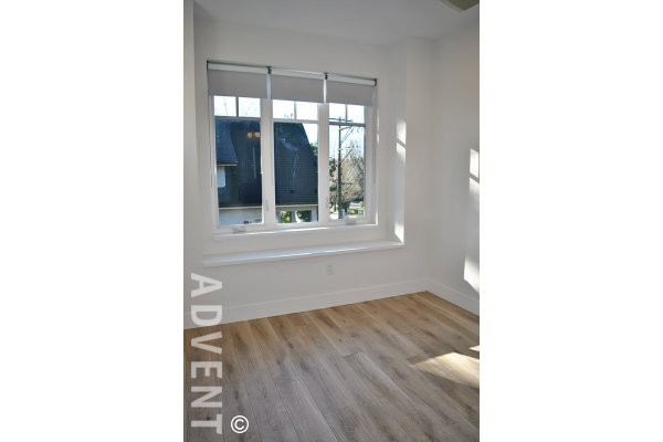 Brand New Modern 2 Bed Half Duplex Rental in Grandview-Woodland, East Vancouver. 2708 Woodland Drive, Vancouver, BC, Canada.