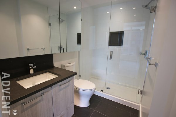 Brand New Unfurnished 2 Bed Apartment Rental at Avalon 2 at River District in Vancouver. 401 - 3581 East Kent Avenue North, Vancouver, BC, Canada.