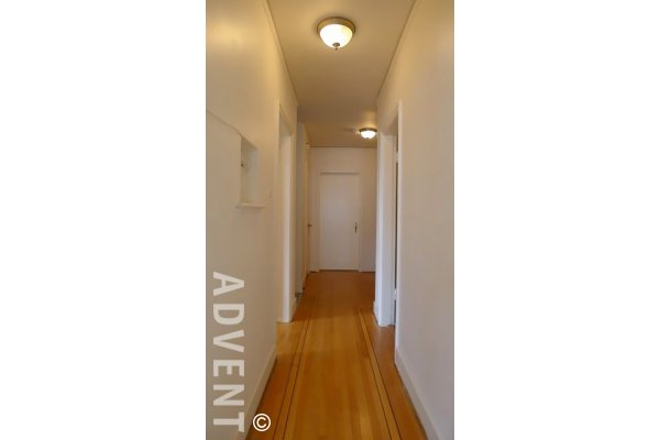 Unfurnished 2 Bedroom Apartment Rental at Devon Manor in Fairview, Westside Vancouver. 9 - 1255 West 12th Avenue, Vancouver, BC, Canada.