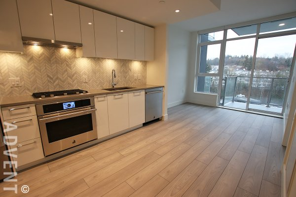 Avalon 2 Brand New 1 Bedroom & Den Apartment Rental at River District in Vancouver. 1202 - 3581 East Kent Avenue North, Vancouver, BC, Canada.