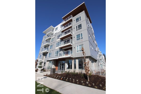 HQ Dwell Brand New 1 Bedroom Apartment Rental in Whalley, Surrey. 607 - 13963 105A Avenue, Surrey, BC, Canada.