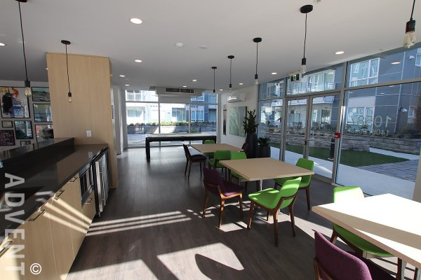 Brand New 2 Bedroom & Den Apartment Rental in Whalley at HQ Dwell. 321 - 13963 105A Avenue, Surrey, BC, Canada.