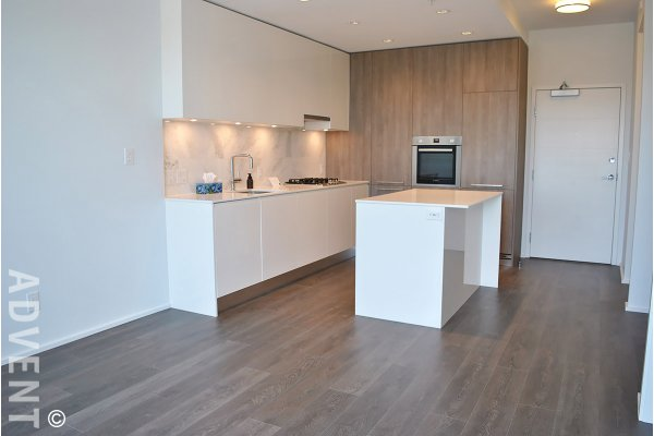 The Amazing Brentwood Two Brand New 1 Bedroom Apartment Rental in Burnaby. 1205 - 1955 Alpha Way, Burnaby, BC, Canada.