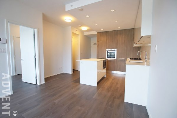 Brand New Unfurnished 1 Bedroom Apartment Rental at The Amazing Brentwood Two in Burnaby. 1210 - 1955 Alpha Way, Burnaby, BC, Canada.