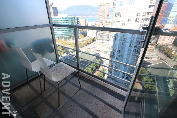 25th Floor 1 Bedroom Unfurnished Apartment Rental in Downtown Vancouver at Spectrum. 2507 – 668 Citadel Parade, Vancouver, BC, Canada.