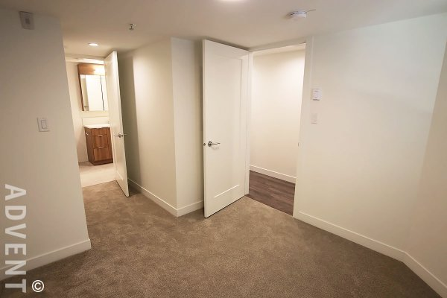 Brand New Modern 5th Floor 1 Bedroom Apartment Rental at Vantage in Downtown Squamish. 502 - 1365 Pemberton Avenue, Squamish, BC, Canada.
