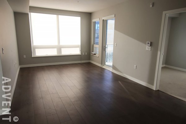 3rd Floor Spacious Unfurnished 2 Bedroom & Den Apartment For Rent at Omega in Richmond. 301 - 9333 Tomicki Avenue, Richmond, BC, Canada.