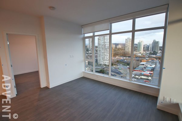 Brand New 14th Floor 2 Bedroom Apartment Rental at Lumina Starling in Brentwood, Burnaby. 1401 - 2351 Beta Avenue, Burnaby, BC, Canada.