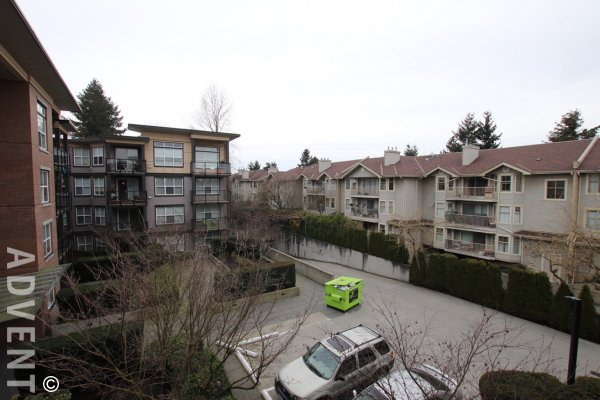 Modern 3rd Floor Unfurnished 2 Bedroom Apartment For Rent at Aura in Whalley, Surrey. 303 - 10707 139 Street, Surrey, BC, Canada.