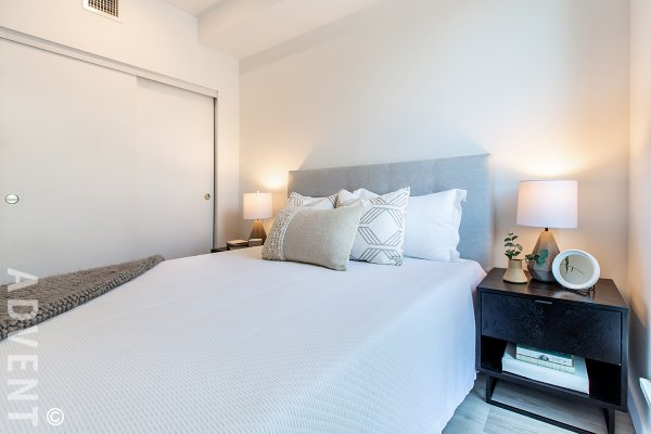 FREE RENT PROMO Brand New 1 Bed & Den Apartment Rentals at Victoria in Central Lonsdale. 127 East 12th Street, North Vancouver, BC, Canada.