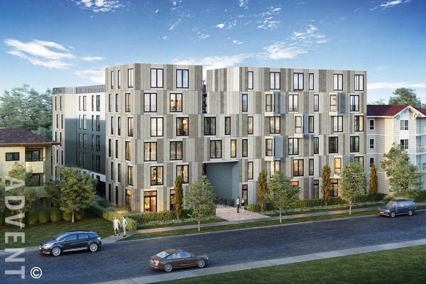 FREE RENT PROMO Brand New 2 Bed Apartment Rentals at Victoria in Central Lonsdale. 127 East 12th Street, North Vancouver, BC, Canada.