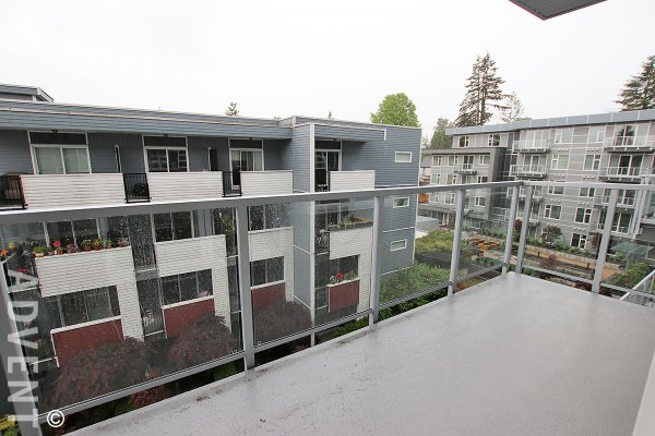 Brand New 4th Floor Unfurnished 2 Bedroom Apartment Rental at Maverick in Whalley, Surrey. 411 - 10838 Whalley Boulevard, Surrey, BC, Canada.
