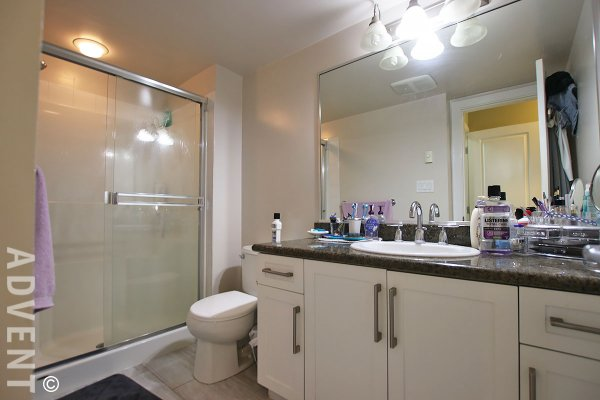 Bordeaux Unfurnished Ground Level 2 Bedroom Apartment Rental in Central Port Coquitlam. 110 - 2468 Atkins Avenue, Port Coquitlam, BC, Canada.