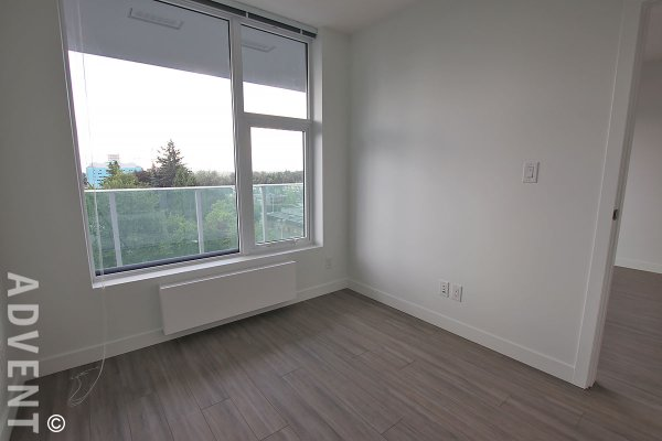 Brand New 6th Floor 1 Bedroom Apartment Rental at King George Hub Two in Whalley, Surrey. 611 - 13655 Fraser Highway, Surrey, BC, Canada.