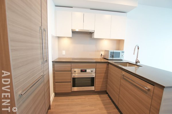 Brand New 1 Bedroom Apartment Rental at King George Hub Two in Whalley, Surrey. 1608 - 13655 Fraser Highway, Surrey, BC, Canada.