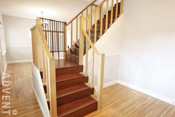 Unfurnished 3 Level 5 Bedroom House For Rent in Riley Park, East Vancouver. 76 East 42nd Avenue, Vancouver, BC, Canada.