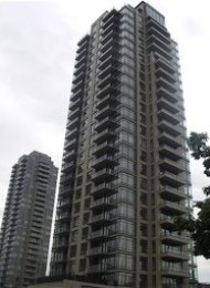 2 Bedroom Unfurnished Apartment Rental in Brentwood at Oma. 1703 - 4250 Dawson Street, Burnaby, BC, Canada.