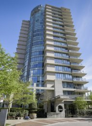 Luxury 3 Bedroom Unfurnished Apartment Rental at The Concord in Yaletown. 1102 - 1328 Marinaside Crescent, Vancouver, BC, Canada.