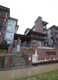 Charland Unfurnished 2 Bedroom Apartment Rental in Coquitlam Centre. 2406 - 963 Charland Avenue, Coquitlam, BC, Canada.